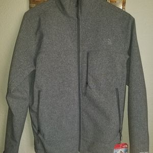 The North Face Apex Bionic Jacket -Mens/Small/Grey